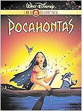 Brand New Sealed POCAHONTAS (Disney DVD 2000 Gold Collection Edition) Animated