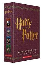 Harry Potter Cinematic Guide Collection by Felicity Baker Hardcover Book Set
