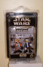 Disney Star Wars Tours Weekends 2014 Ltd Ed 1980 Mickey X Wing Donald Han Solo