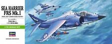 SEA HARRIER FRS MK.1 (ROYAL NAVY MARKINGS) 1/72 HASEGAWA