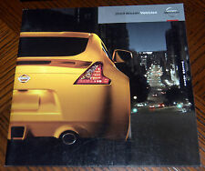 2009  Nissan Full Line  Brochure  GT-R 370Z Maxima Altima Sentra  FREE SHIPPING
