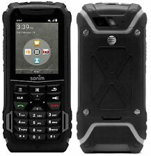 New Sonim XP5 XP5700 (AT&T Locked) 4G LTE GSM WIFI Rugged Waterproof