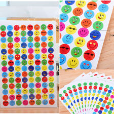 Wholesale Smile Children Merit School Teacher 1120pcs Stickers Reward Face