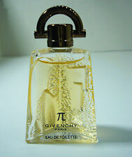 Givenchy PI Eau de Toilette Miniature Mini Bottle Made In France