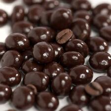 DARK CHOCOLATE COVERED ESPRESSO COFFEE BEANS, 5LBS