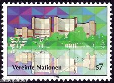 UNITED NATIONS-Vienna,AUSTRIA 1993 7S INternation Centre single  MNH @E1961