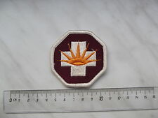 (A1-0013) USA Abzeichen Patch 8th Medical Brigade