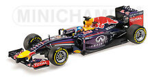 MINICHAMPS 2014 RED BULL RACING RB10 S. Vettel #1 1:18 *New Release!