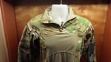 NWT MASSIF Army Combat Shirt ACS Type II Zippered MULTICAM USGI MEDIUM