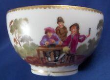 Fake Antique Zurich Porcelain Scenic Cup Porzellan Tasse Zuerich Zürich Paris