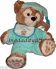 NEW MY FIRST DISNEY BEAR BABY TEDDY DUFFY BROWN PLUSH