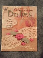 Old Fashioned Doilies, Annie's crochet patterns