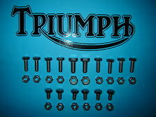 Triumph T140 V E ES Bonneville TR7 Stainless Rear Mudguard Fixings Kit *NEW *