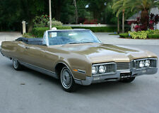 Oldsmobile: Ninety-Eight CONVERTIBLE