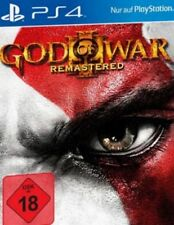 Playstation 4 GOD OF WAR 3 III Remastered Neuwertig