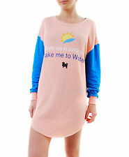 Wildfox Women's Couture Sunscreen Tunic Grapefruit Size M RRP £96 BCF69