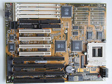 MSI 5124 VER:1 Socket 7 4xISA 4xPCI Intel Motherboard Socket 7 used