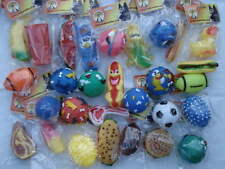 QUALITY CHEAP squeaky toys (50)     £1 LINE ALL DAY!!