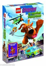 DVD LEGO SCOOBY-DOO! -Le fantôme d'Hollywood (inclus figurine Lego scooby-doo)