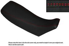 GRIP VINYL RED DS STITCH CUSTOM FITS HONDA CR 250 93-95 DUAL SEAT COVER