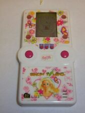 Barbie Shakin Pinball For Girls Handheld Pinball Electronic Game, 1995. Mattel