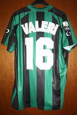 Maglia Shirt Maillot Indossata Sassuolo Valeri Match Worn Australia Serie A B