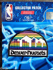 Official Licensed NBA Denver Nuggets Hardwood Classic Iron or Sew On Patch