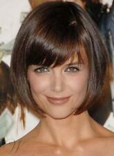 UKJF707  new style short straight brown girl wigs for women wig