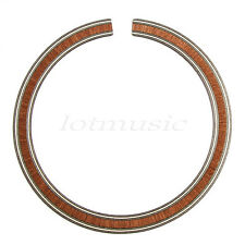 Classical Guitar Wood Soundhole Rosette Inlay Guitar Rosette Parts