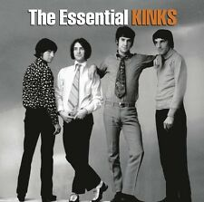 Essential - Kinks (2014, CD NIEUW)2 DISC SET