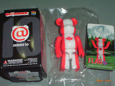 "Medicom Bearbrick Series 10 Flag ""Canda"" Be@rbrick"