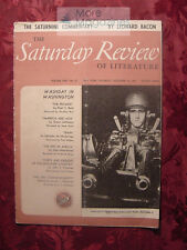 Saturday Review December 18 1943 LEONARD BACON PEARL S. BUCK