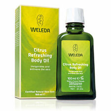 Weleda Refreshing Citrus Body Oil 100ml