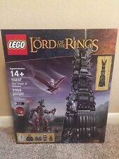 Brand New Factory Sealed LEGO Lord of the Rings 10237 Tower of Orthanc NISB