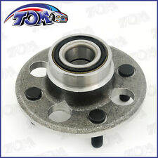BRAND NEW REAR WHEEL BEARING AND HUB ASSEMBLY NON-ABS FOR HONDA ACURA
