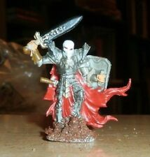 Reaper Miniatures BONES PAINTED Arrius Black Skeletal Champion PATHFINDER D&D