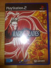 Raging Blades pour Sony Playstation 2 (PS2)