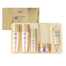 IOPE Super Vital Cream Rich VIP Special 5pcs SET