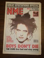 NME 1993 JUN 12 CURE GUNS N ROSES VELVET UNDERGROUND