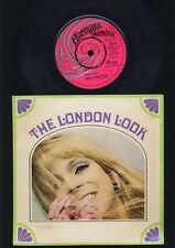 Herman's Hermits - The London Look - EP - 4 Songs - PROMO -  7 inch Vinyl - UK