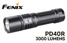 New Fenix PD40R Cree XHP 70 3000 Lumens USB charge LED Flashlight ( NO battery )
