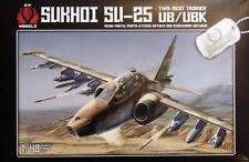KP Models 1:48 Sukhoi SU-25 UB/UBK Two Seater Trainer Masterline Edition