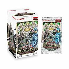 YU-GI-OH: BP02 WAR OF THE GIANTS ROUND 2 - REINFORCEMENTS - SEALED BOX- 10 PACKS