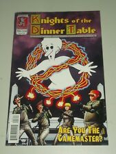 KNIGHTS OF DINNER TABLE #226 KENZER AND COMPANY COMICS