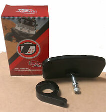 UTV Rear View/ Side View Mirror Kit W/ Billet Clamp Can Am Maverick Commander