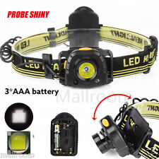 3000LM XM-L XPE LED Headlamp Headlight 3Modes Taschenlampe Head Light Stirnlampe