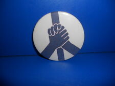 """PEACE pin back-button 2.25"""""""
