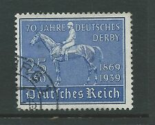 GERMANY 1939 DERBY FINE USED CATGB£21