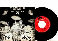 THE WHO 7'' PS Can't Reach You HOLLAND ONLY ULTRA RARE Polydor S 1256 DUTCH 45