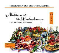 Eckardt, Hans - Aladin und die Wunderlampe. 2 CDs